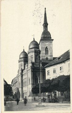Bratislava, Synagogue Architecture, Temples, Taj Mahal, Cathedral, Building, Places, Travel, Lugares