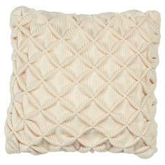 Texture Knit Pillow//