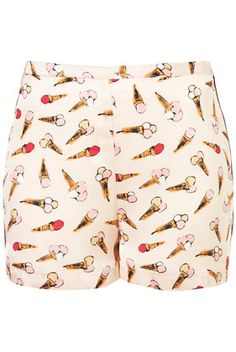 Arent these just the cutest! Ice Cream Shorts:)