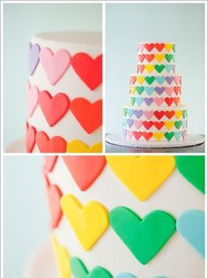 This reminds me of my Seeeeester...maybe a Rainbow Bright party for her 30th?