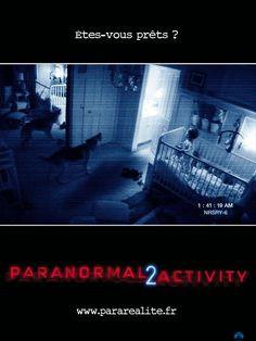 Paranormal Activity 2 est un film de Tod Williams avec Katie Featherston, Brian Boland. Synopsis : L'esprit démoniaque du premier Paranormal Activity est de retour, et c'est une nouvelle famille fraîchement installée dans une belle demeure qu
