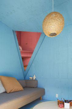 Structurer l'espace par la couleur |MilK decoration