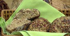 Aprenda a fazer um delicioso Pão de semente e grãos.