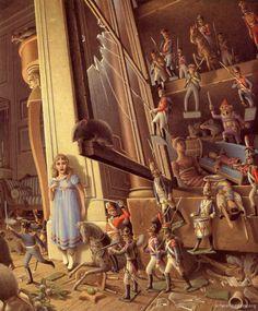 The Art Of Animation, Roberto Innocenti