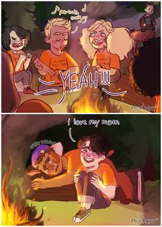 what do you mean this is not exactly how the campfire song went