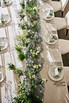 Floral Wedding, Wedding Flowers, Wedding Guest Table, Table Flowers, Pretty Little, Floral Arrangements, Table Settings, Table Decorations, Bridal
