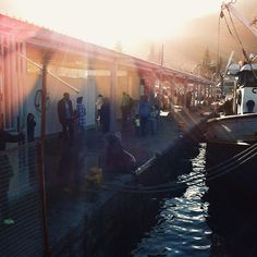 Kalk Bay Harbour, Cape Peninsula..the place to get your fresh fish