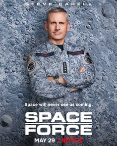 Created by Greg Daniels, Steve Carell. With Steve Carell, Owen Daniels, Noah Emmerich, John Malkovich. The people tasked with creating a sixth branch of the armed services: The Space Force. John Malkovich, Steve Carell, Parks And Recreation, It Netflix, Netflix Series, Netflix Account, Upcoming Movie Trailers, Upcoming Movies, The Office