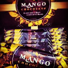 Cebu Best Mango Chocolate as seen on carmiscaprice's Instagram for #Sinulog2013!