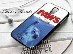 #paws #jaws #iPhone4Case #iPhone5Case #SamsungGalaxyS3Case #SamsungGalaxyS4Case #CellPhone #Accessories #Custom #Gift #HardPlastic #HardCase #Case #Protector #Cover #Apple #Samsung #Logo #Rubber #Cases #CoverCase
