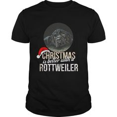 Rottweiler  Christmas is better with a Rottweiler