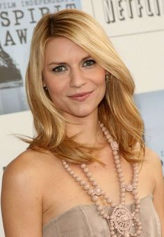 Claire Danes Long Layered Haircuts For Square Faces, Ideas For Long Haircuts For Square Faces, Womens Long Hairstyles Ideas