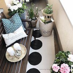 Balcony outdoor design