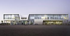 Arizona Western College Community Building And Science + Agriculture Center,© Winquist Photography