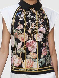 Thakoon s/s 2013 #fashion #women