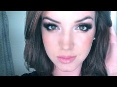 "best VS makeup tutorial iv. This will be my ""going out"" makeup from now on!!"