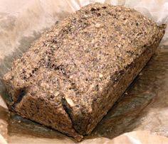 Ovo je moja varijanta LCHF Dobrog jutarnjeg kruha. Sastojci, tekstura i okus ovog kruhića su fantastični. Kruh može stajati nekoliko dana u frižideru i svakim danom je sve ukusniji, a šnite se mogu zamrznuti i onda tostati po potrebi. Paše sa svim mogućim slanim i slatkim kombinacijama koje sam uspjela smisliti. Doista je savršen.