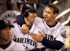 Seattle Mariners.  The Boone!