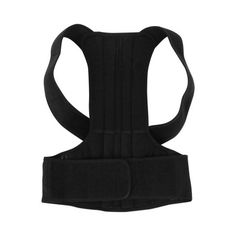 92cdfe2e1 Adjustable Size Posture Corrector Back Brace Support Belts for Upper Back  Pain Relief