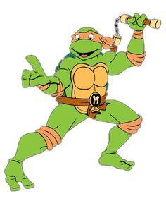 All your favorite cartoon characters Ninja Turtles Cartoon, Ninja Turtle Party, Ninja Turtle Birthday Cake, Teenage Mutant Ninja Turtles, Teenage Drawings, Tmnt Characters, Chibi Marvel, Favorite Cartoon Character, Character Design Animation