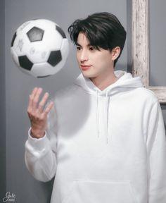 Tao, Sms Language, The Moon Is Beautiful, Cute Actors, Soccer Ball, Aesthetic Anime, Thailand, Wattpad, Boys