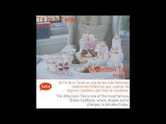 Té de la Tarde = Afternoon Tea | Aprende Inglés = Learn Spanish by LuLo - YouTube