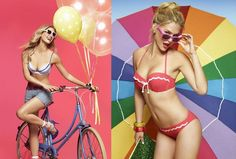 Bombshell Bar Refaeli rocks the hottest Passionata lingerie styles for spring/summer 2014! Take a peek at the new lookbook!