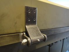 HEAVY DUTY HINGES WITH QUICK RELEASE PINS?? FlashHole's M416 trailer Build - Page 16 - Expedition Portal