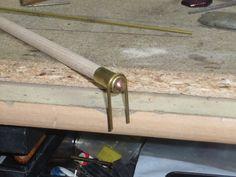 Voilier Youpi Echelle 1/15° fabrication artisanale