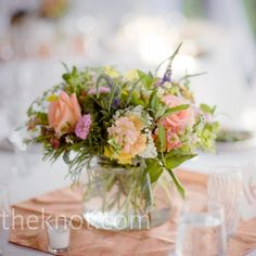 25 Stylish Centrepiece Ideas Eco-friendly Wedding Centrepiece – The Knot