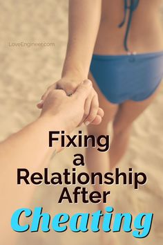 Learn how to fix your relationship after cheating. Choose to work on your relationship, move past the mistrust, and give love another chance. Fixing Relationships, Happy Relationships, Relationship Questions, Relationship Texts, Relationship Problems, Rekindle Love, Why Men Pull Away, What Men Want, Marriage Tips