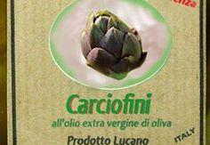 Carciofi bianco - Prodotti Regionali Basilicata