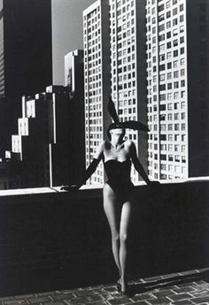 Helmut Newton : Elsa Peretti, New York, 1975