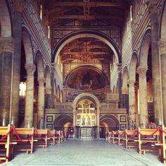 San Miniato al Monte church Florence