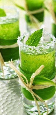 Green refreshment