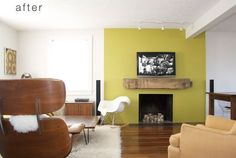 Before & After: Traditional Bungalow Modernized
