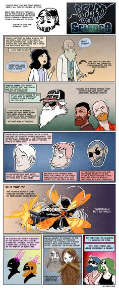 Beard Science ! More at http://sci-ence.org/beard-science/