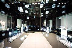 Denovo Diamonds store by Jagnus Design Studio Makati City  Philippines
