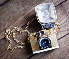 I love this neckace! I am in love with old cameras!!!