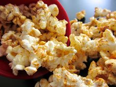 Eetrs Obsessions: Microwave Monday #7 Chili Lime Popcorn