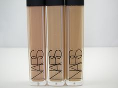 NARS Radiant Creamy Concealers non creasing per gossmakeupartist