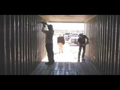 KEVIN MAKS AND HIS CONTAINER CABINS ( Note dimentions are 8ft x 20 ft not 8ft x 28 ft.) - YouTube