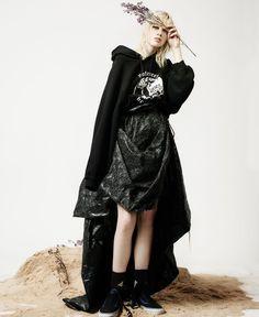 Marjan Jonkman by Steven Yatsko for Models.com November 2015