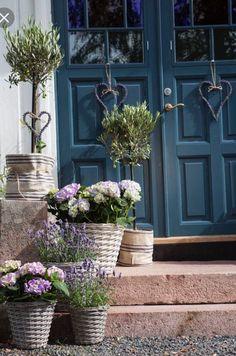 Super schöne Eingangstür!