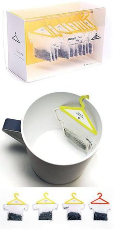 Hanging Tea Bag