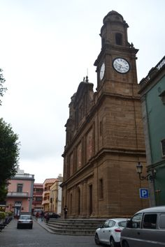 GALDAR. GRAN CANARIA. Iglesia.