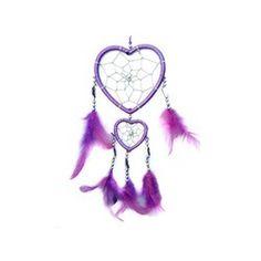 Purple Handmade Heart-shaped Dream Catcher car or Wall hanging decor Buy Dream Catcher, Purple Dream Catcher, Feather Dream Catcher, Dream Catcher Boho, Boho Wedding Decorations, Girl Bedroom Designs, Hanging Ornaments, Wall, Bed Ideas