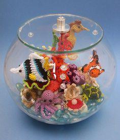 Ravelry: Aquarium pattern by CreativityClaudia