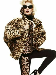 Leopard Print Outfits, Leopard Fashion, Animal Print Fashion, Fashion Prints, Animal Prints, Leopard Prints, Bold Prints, Leopard Spots, Leopard Animal