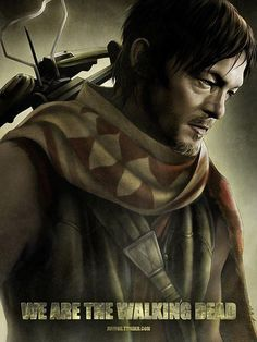 Daryl Dixon #thewalkingdead